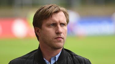MarkusKrösche wechselte im Sommer von RB Leipzig zu Eintracht Frankfurt