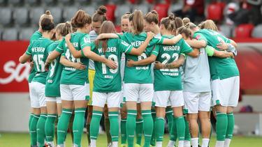Werder-Frauen gewinnen gegen die SGS Essen