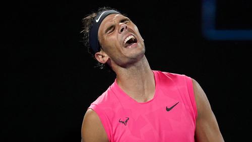 Rafael Nadal verpasst das Halbfinale der Australian Open 2020