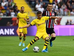 Dortmund ist gegen Frankfurt unter Druck