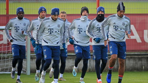 Der FC Bayern München arbeitet am Kader für die kommende Saison
