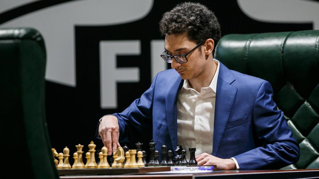 Spielt mit sieben anderen Herausforderern um das Recht gegen den Weltmeister antreten zu dürfen: Fabiano Caruana