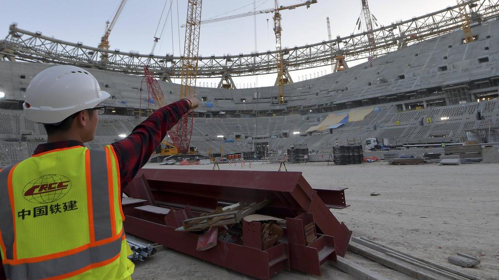 Eine WM 2022 in Katar ohne Zuschauer ist angeblich ausgeschlossen