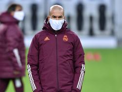 Zidane y los suyos quieren remontar en Champions.