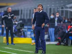 Antonio Conte sueña con hacer algo grande con el Inter.