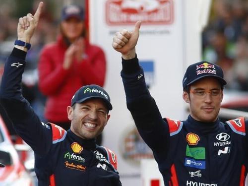 Nicolas Gilsoul ist nicht mehr Beifahrer von Thierry Neuville