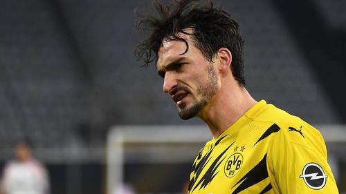 Mats Hummels hat den FC Bayern mit dem BVB mal wieder aus dem Blick verloren