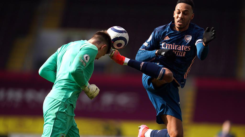 Ex-BVB-Star Pierre-Emerick Aubameyang traf für Arsenal