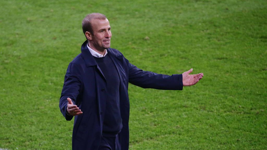 Sebastian Hoeneß hadert mit der Niederlage gegen Molde