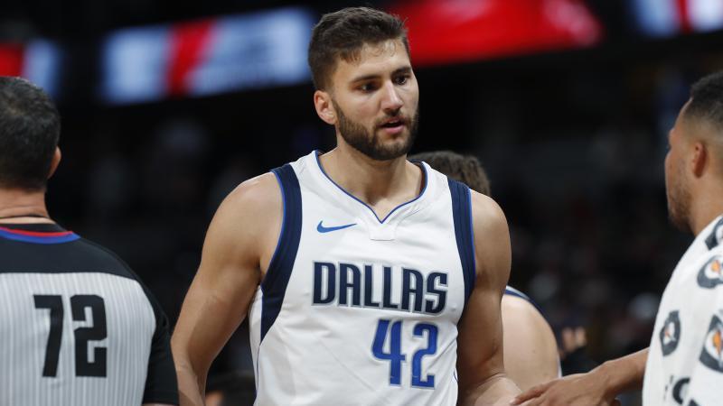 Die Dallas Mavericks um Maxi Kleber kommen in der NBA in Fahrt