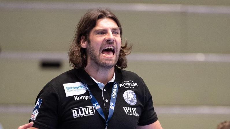 Wird dann ab 2022 neuer Coach der Rhein-Neckar Löwen