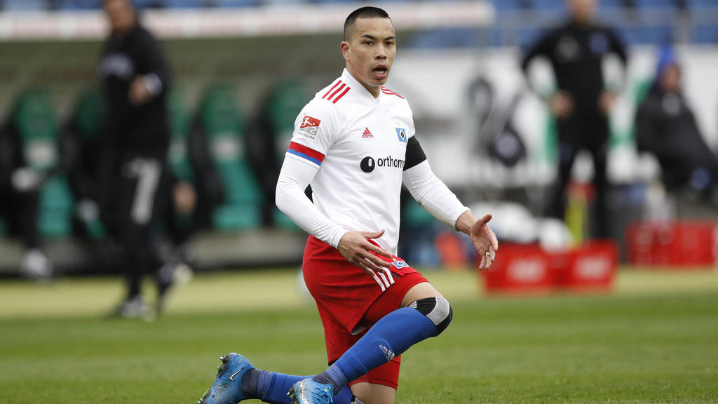 Bobby Wood verließ den HSV wegen eines Streits mit Daniel Thioune vorzeitig