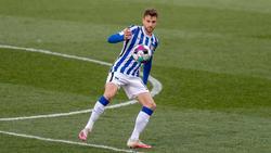Lukas Klünter glaubt, dass die Quarantäne seinem Klub Hertha BSC geholfen habe