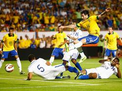 Brasilien watscht Honduras ab