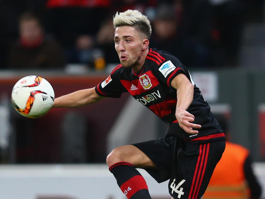 Kevin Kampl wird Leverkusen in den nächsten Tagen fehlen