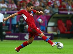 Milan Baroš wechselt zu Baník Ostrava