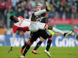 El lateral Abdul Rahman Baba está en el punto de mira del Real Madrid. (Foto: Getty)