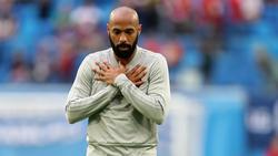Thierry Henry wird kein neuer Trainer bei Girondins Bordeaux