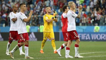 Am Sonntag wird das dänische Stammpersonal in der Nations League auflaufen
