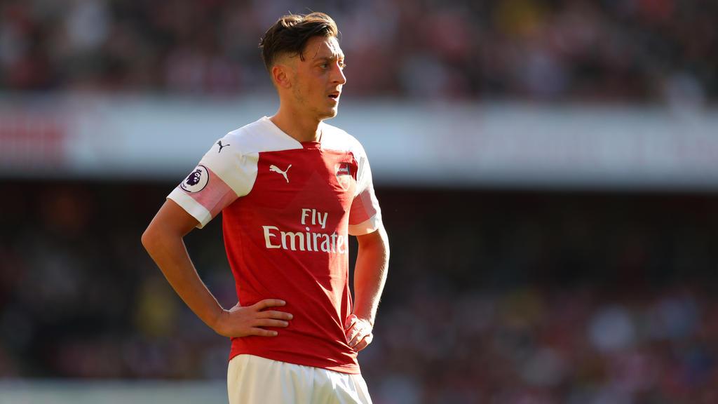 Mesut Özil fehlt dem FC Arsenal gegen Fulham