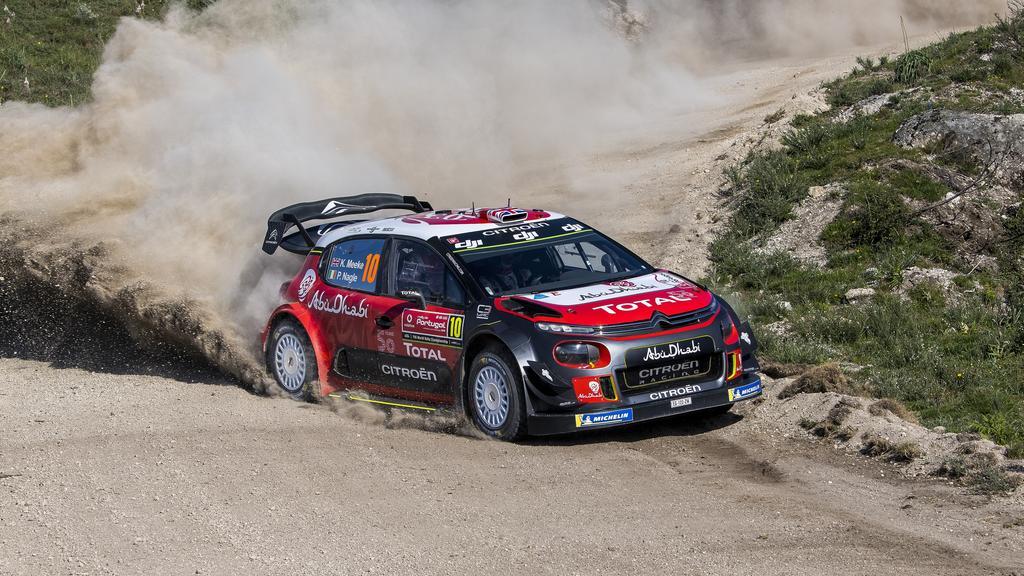 Kris Meeke steht vor einem Comeback in der Rallye-WM