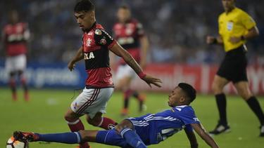 Lucas Paquetá wechselt im Januar 2019 wohl zum AC Mailand