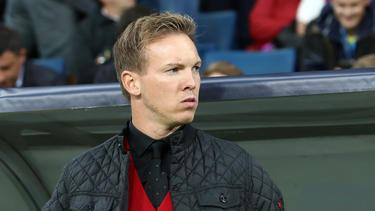 Von Personalsorgen geplagt: Hoffenheim-Coach Julian Nagelsmann