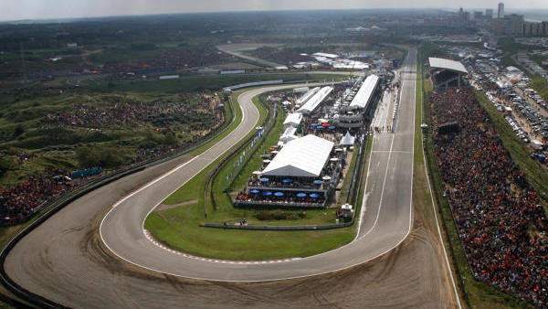 Der Circuit Zandvoort könnte bald sein Formel-1-Comeback feiern