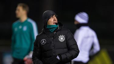 Löw weiß um die schweren EM-Qualifikations-Gegner