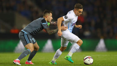 Leandro Trossard wird mit einem Wechsel zum BVB in Verbindung gebracht
