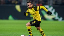Die Ablöse für Paco Alcácer beträgt 23 Millionen Euro