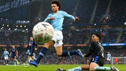 Leroy Sané wechselte 2016 vom FC Schalke 04 zu Manchester City