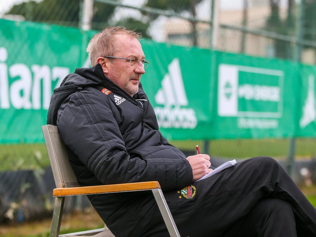Wen von seiner Stürmerliste zaubert Rapid-Sportchef Fredy Bickel am Ende aus dem Hut?