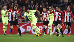 FC Barcelona patzt in La Liga bei Athletic Bilbao