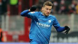 Tom Weilandt hat seinen Vertrag in Bochum verlängert