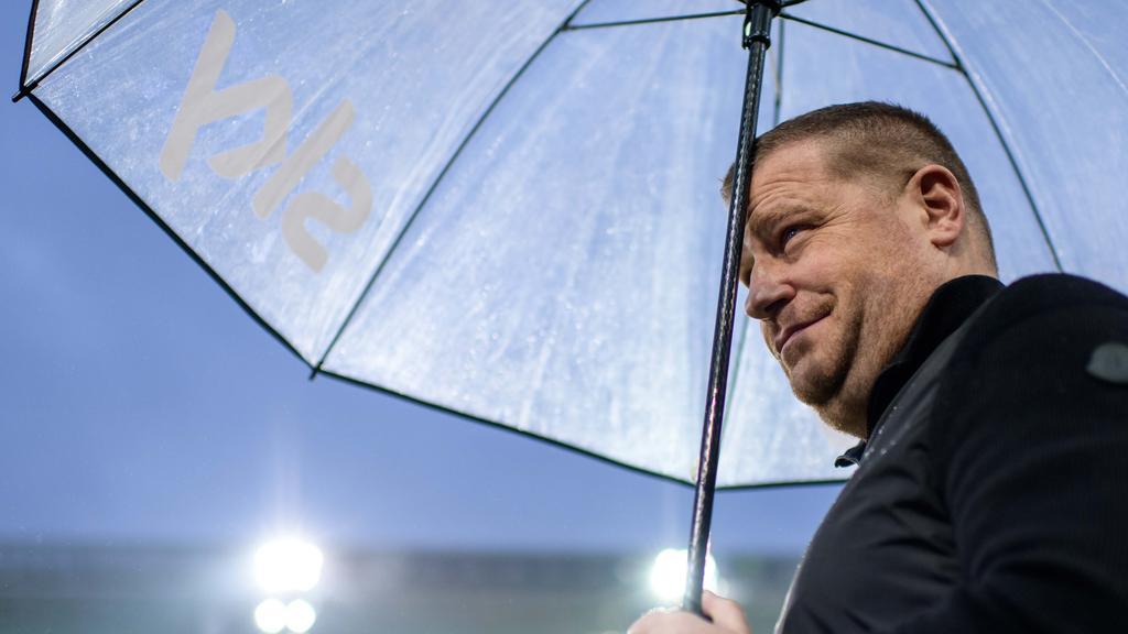 Gladbach-Sportdirektor Max Eberl bricht TV-Interview ab