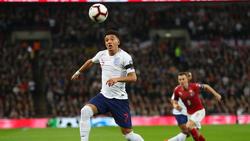 Jadon Sancho vom BVB wird im Juni weitere Länderspiele mit England bestreiten