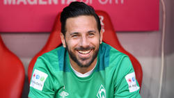 Claudio Pizarro will noch ein Jahr kicken