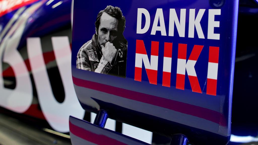 Danke Niki: Die Formel 1 verneigt sich vor Lauda