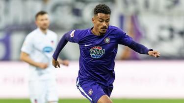 Emmanuel Iyoha spielt künftig für Holstein Kiel
