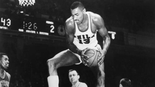Wilt Chamberlain schrieb am 2. März 1962 NBA-Geschichte