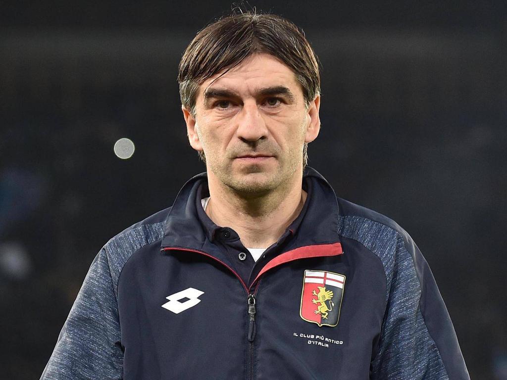 Ivan Jurić ist nicht länger Trainer in Genua
