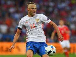 Vasili Berezutski zieht sich im Alter von 34 Jahren aus der russischen Nationalmannschaft zurück