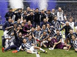 Los 'Rayados' se adjudicaron su segunda Copa en el balompié azteca. (Foto: Imago)