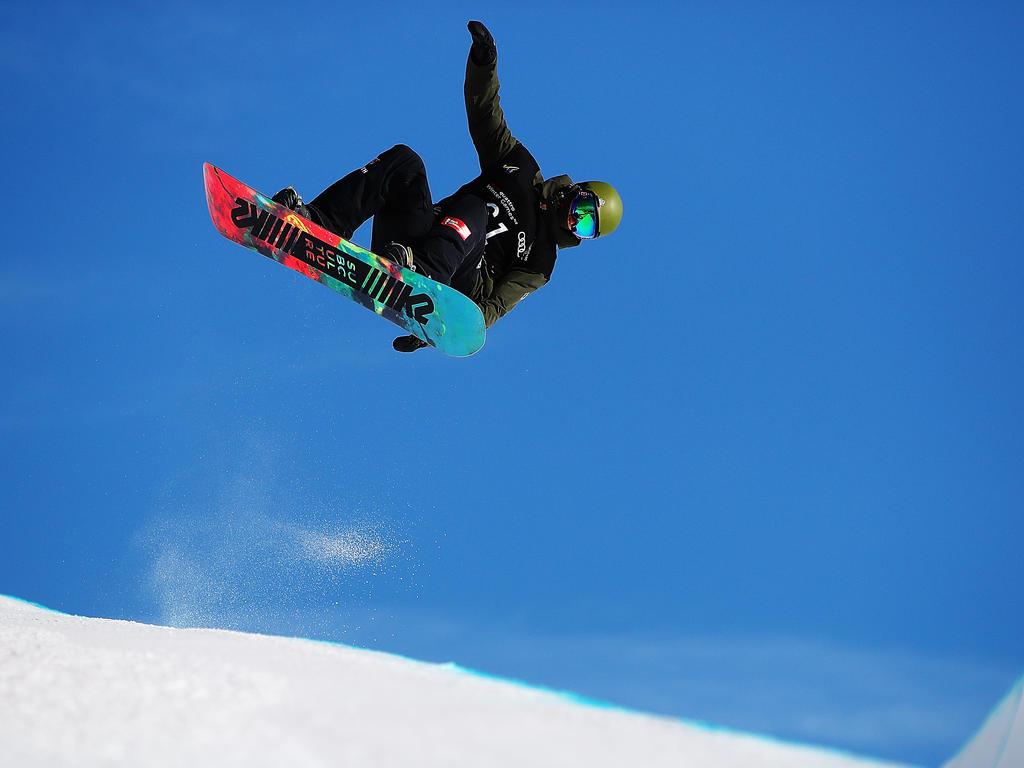 Johannes Höpfl wird an seinen zweiten olympischen Winterspielen teilnehmen
