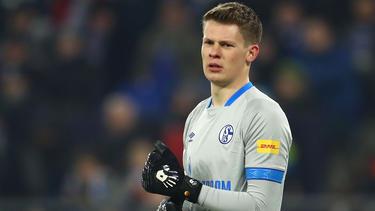 Alexander Nübel wird den FC Schalke 04 in diesem Sommer wohl nicht verlassen