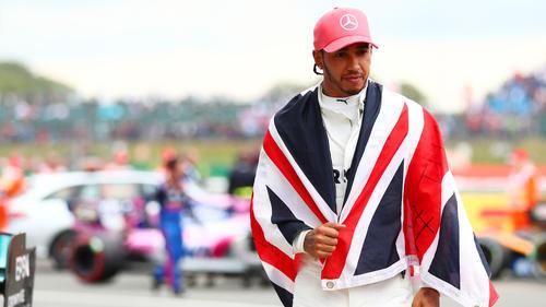 Lewis Hamilton ist in mehreren Statistiken an Michael Schumachers Rekorden dran