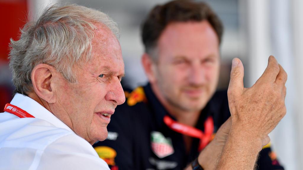 Helmut Marko rechnet ab: Das läuft in der Formel 1 derzeit schief