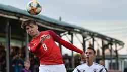 Deniz Pehlivan spielt in der Österreichischen U17-Nationalmannschaft