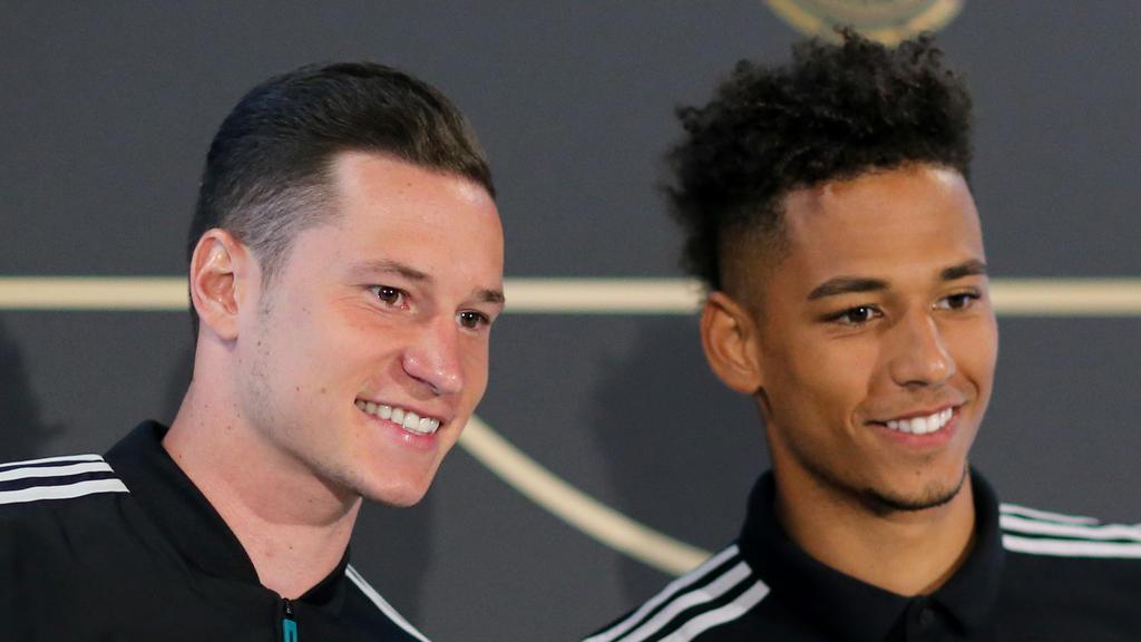 Julian Draxler und Thilo Kehrer stehen nicht im Kader für das kommende PSG-Spiel
